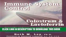 [PDF] Immune System Control: Colostrum   Lactoferrin Popular Colection