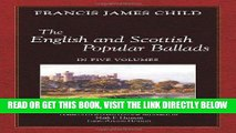 [READ] EBOOK The English and Scottish Popular Ballads, Vol 1 BEST COLLECTION