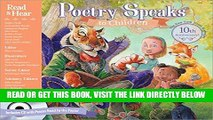[READ] EBOOK Poetry Speaks to Children (Book   CD) (A Poetry Speaks Experience) ONLINE COLLECTION