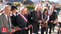 Visite Jean-Michel Baylet à Tarascon-sur-Ariège