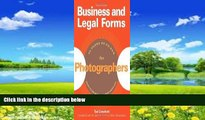 Big Deals  Business and Legal Forms for Photographers (Business   Legal Forms for Photographers)