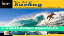 Best Seller Art of Surfing: A Training Manual For The Developing And Competitive Surfer (Surfing
