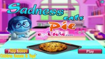 Sadness Eats Pie - Are You Ready To Cook With Sadness? - Game For Kids New HD
