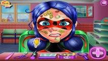 Lady Bug Skin Doctor   Miraculous Lady Bug Kids Games   Games For Children   totalkidsonline