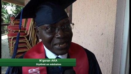 Côte d'Ivoire: Formation professionnels en médiation des cadres