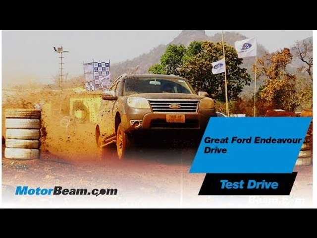Great Ford Endeavour Drive