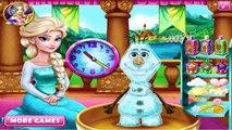 Snowman Frozen | Snowman Swimming Pool | Olaf Frozen | Elsa Olaf Frozen | Frozen Games To Play