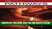 [FREE] EBOOK Pathways 1: Listening, Speaking,   Critical Thinking (Pathways: Listening,