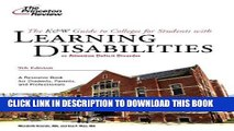 [Ebook] K   W Guide to Colleges for Students with Learning Disabilities, 9th Edition (College