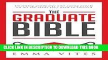 Ebook The Graduate Bible- A coaching guide for students and graduates on how to stand out in today