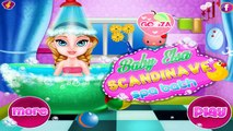 Baby Elsa Amazing Care - Best Game for Little Girls