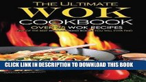 [New] Ebook The Ultimate Wok Cookbook - Over 25 Wok Recipes: One of the Best Wok Cooking Books You