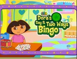DORA la exploradora big sister parte Dora Bingo