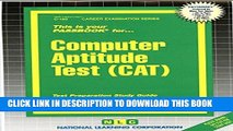 [Ebook] Computer Aptitude Test (CAT)(Passbooks) (Career Examination) Download Free