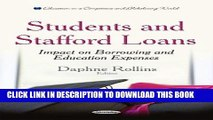 Best Seller Students and Stafford Loans: Impact on Borrowing and Education Expenses (Education in