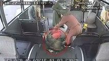 Otobüste Doğumu Kameralar Saniye Saniye Kaydetti