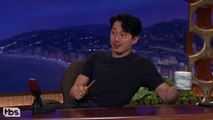 "Steven Yeun Already Has A New Post ""Walking Dead"" Job  - CONAN on TBS"