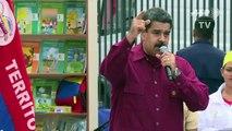 Maduro amenaza con cárcel a opositores si le abren juicio