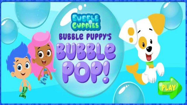Bubble Guppies Games - Bubble Guppies Bubble Pop