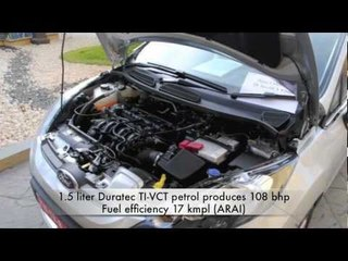 2011 Ford Fiesta Video Review By MotorBeam