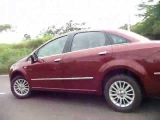 Fiat Linea 1.4 FIRE Petrol Drive By MotorBeam
