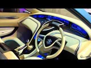 Maruti Unveils R-III Concept At Delhi Auto Expo