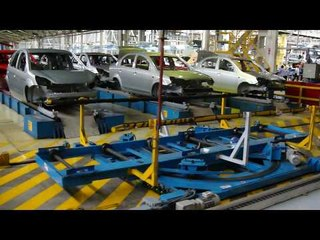 Ford India Plant Visit By Motorbeam