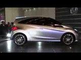 Honda New Small Concept At 2010 Auto Expo