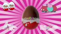 Kinder Surprise Eggs Peppa Pig Mickey Mouse Paw Patrol Bubble Guppies Avengers