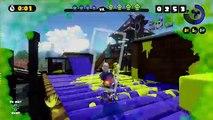 Lets Play Splatoon Online Part 47: Reinschnuppern mit der Ziel-E-Liter 3K auf Camp Schützenfisch!