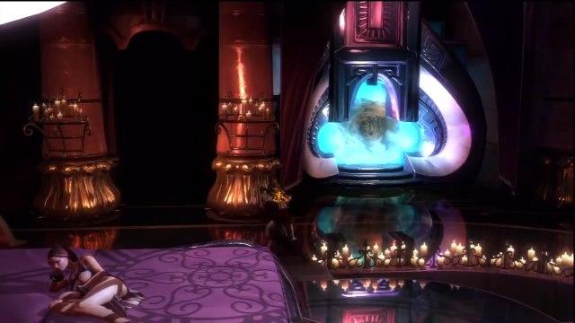 God of war 3 - Guia en español (parte 12) (Cronos y hephaestus) (anillo de hephaestus) (titan)