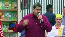 """Maduro amenaza con encarcelar a opositores por """"juicio político"""""""