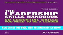 PDF] The Leadership Skills Handbook: 50 Essential Skills You