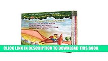 Best Seller Magic Tree House Boxed Set, Books 1-4: Dinosaurs Before Dark, The Knight at Dawn,