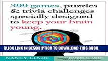 Best Seller 399 Games, Puzzles   Trivia Challenges Specially Designed to Keep Your Brain Young.