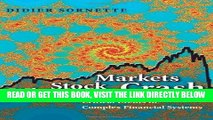[Free Read] Why Stock Markets Crash: Critical Events in Complex Financial Systems Free Download