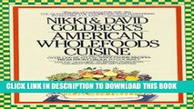 Read Now American Wholefoods Cuisine: Over 1300 Meatless, Wholesome Recipes from Short Order to