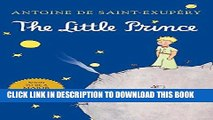 Best Seller The Little Prince Free Read