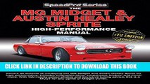 [Free Read] The MG Midget   Austin-Healey Sprite High Performance Manual: Enlarged   updated 4th