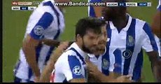 0-1  Felipe Goal - Roma 0-1 FC Porto - Champions League - Qualification- 23.08.2016