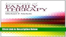Books Essentials of Family Therapy, The Plus MySearchLab with eText -- Access Card Package (6th