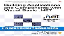 [Read PDF] Building Applications and Components with Visual Basic .NET Download Online