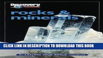 [PDF] Discovery Channel: Rocks   Minerals: An Explore Your World Handbook (Rocks, Minerals and