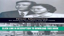 [PDF] Nisei Memories: My Parents Talk about the War Years (Scott and Laurie Oki Series in Asian