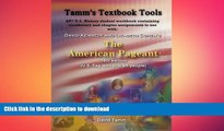 Choose Book America s History 8th Edition+ Student Workbook