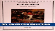 [PDF] Pantagruel (Letras Universales/ Universal Writings) (Spanish Edition) Full Colection