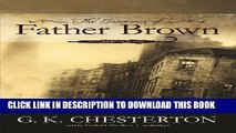 [PDF] The Innocence of Father Brown (Father Brown Mysteries) (Father Brown Mysteries (Audio))