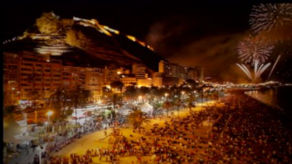 Hogueras (Bonfires) in Alicante. Main Fiestas in the city