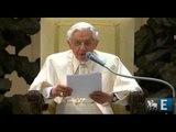 Veja imagens da última missa aberta ao público do papa Bento XVI