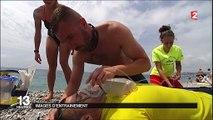 Sauveteur en mer, un entraînement au quotidien - france2